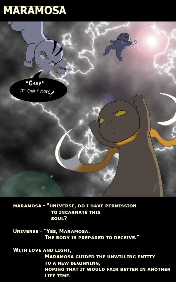 Maramosa Soul Incarnation by WeisseEdelweiss