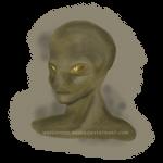 Reptilian Face 92711