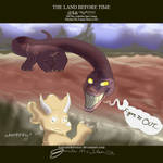 Land Before Time @%#$*!!!!