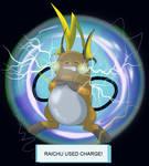 Raichu Used Charge!