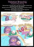 Quick Comic - Pokemon Breeding - Corsola Toxapex