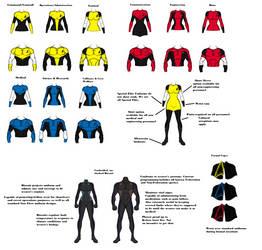 Trek Uniforms