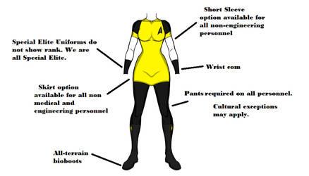 Full Uniform by Wierdrocks