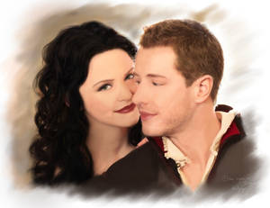Snow White and Charming _Once Upon A Time...