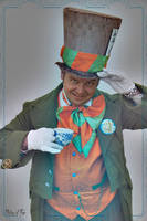Jervis Tetch - The Mad Hatter by beckyalbright