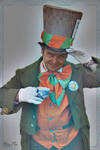 Jervis Tetch - The Mad Hatter