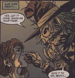 Mistress of Fear panel