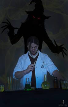 Dr. Jonathan Crane - the Scarecrow