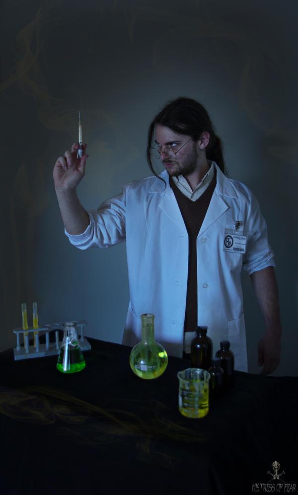 Dr. Crane by beckyalbright