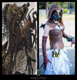 Mistress of Fear costume