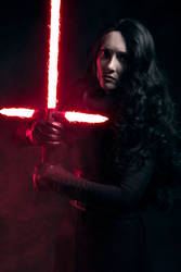 Fem Kylo Ren - Immune to the Light