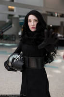 Fem Kylo at WonderCon by beckyalbright