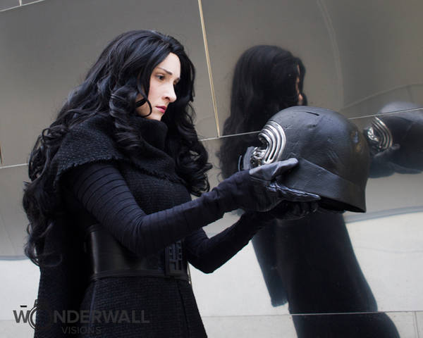Choice - Fem Kylo Ren by beckyalbright