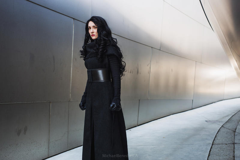 It's too late - Fem Kylo Ren by beckyalbright