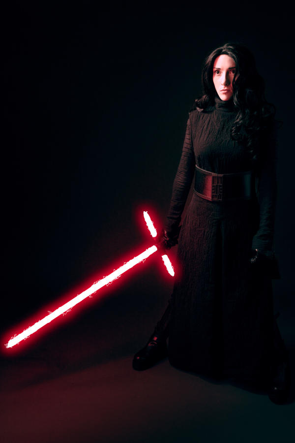 We're Not Done Yet - Fem Kylo Ren by beckyalbright