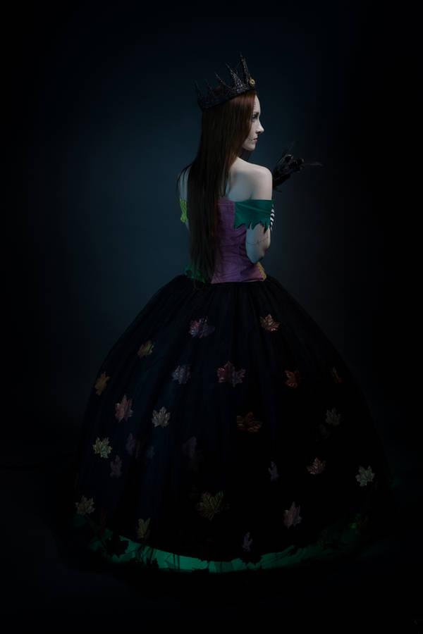 Disney Princess Sally - Back by beckyalbright