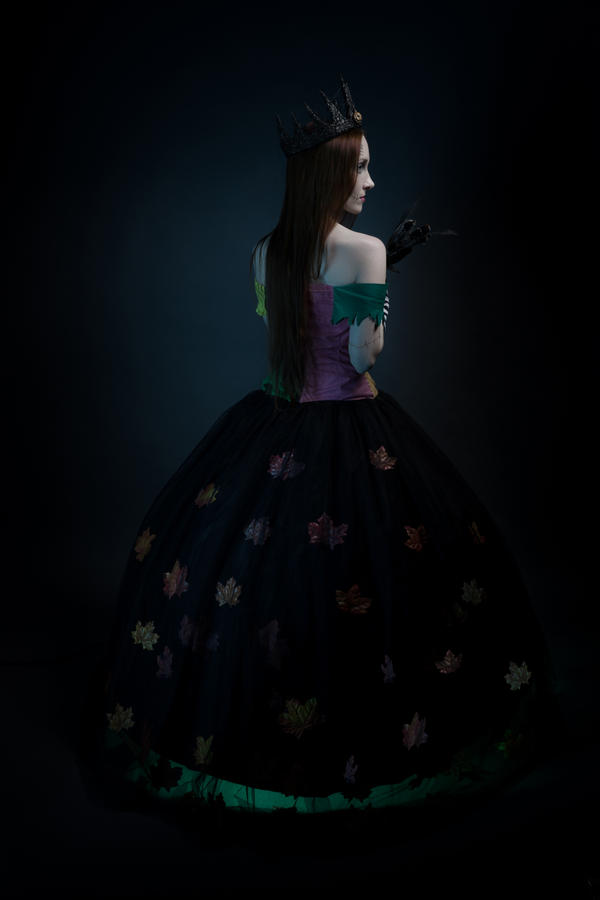 Disney Princess Sally - Back