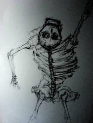 Squeleton II