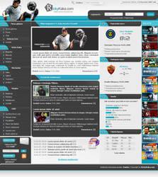 Ricardo Kaka layout version 3 by dwk23