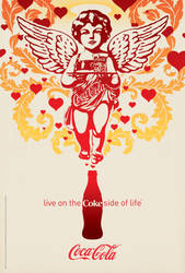 Cupid on the Coke Side of Life