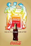 Coca-Cola Action Girls2