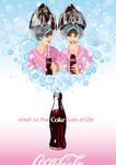 Coca-Cola Girls - Bubble Fun