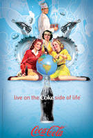 All Around The World by Coca-Cola-ArtGallery