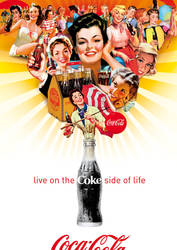 Girls on the Coke Side of Life