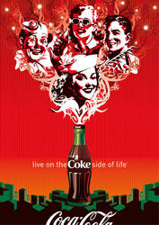 Coca-Cola - Summer in the City