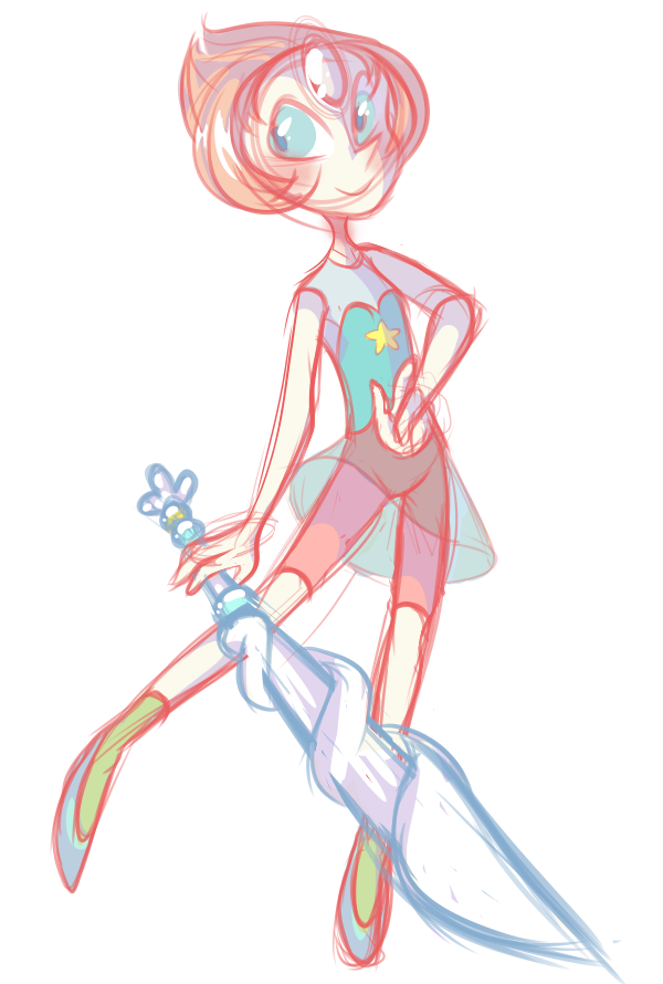 Pearl by Mesmeromania