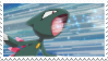 Sneasel attack stamp by Mesmeromania