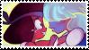 Ruby x Sapphire stamp by MezmeroMania