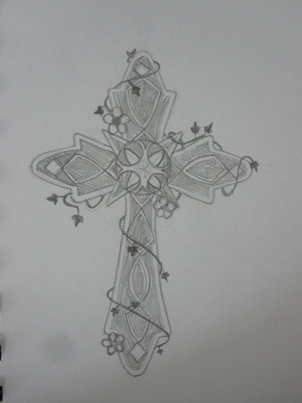 Celtic Cross Tattoo Design By Yellow5515 On Deviantart