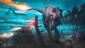 Jurassic Breakout