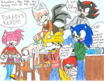 A Chaotic Sonic Thankgiving
