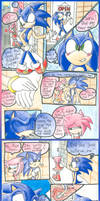 SonAmy Comic by Sushibeth