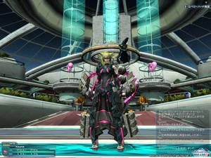 Kisume  Phantasy Star Online 2