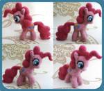 Pinkie Pie Needle Felt Plushie!