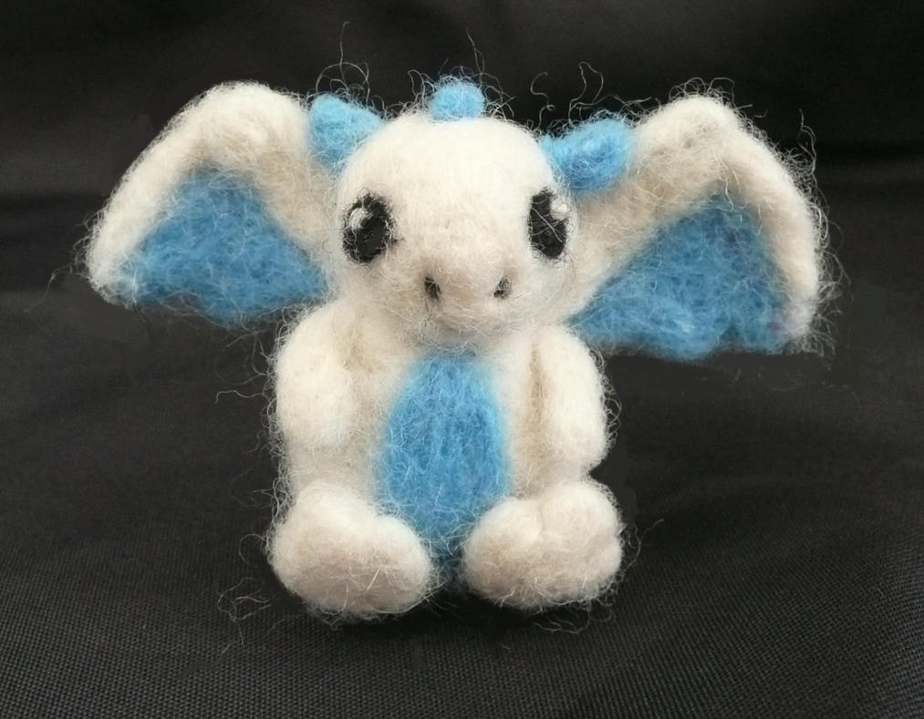 Baby Ice Dragon - Viewing Gallery