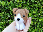 Jack Russell Miniature Plush