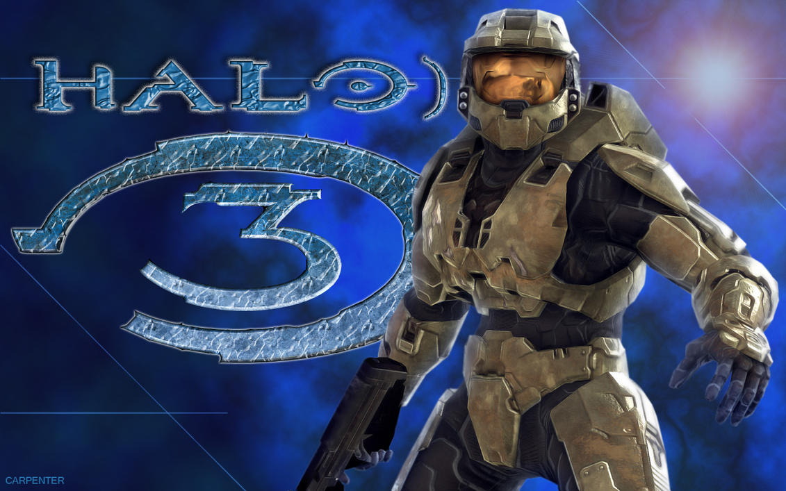 Halo 3 Widescreen wallpaper