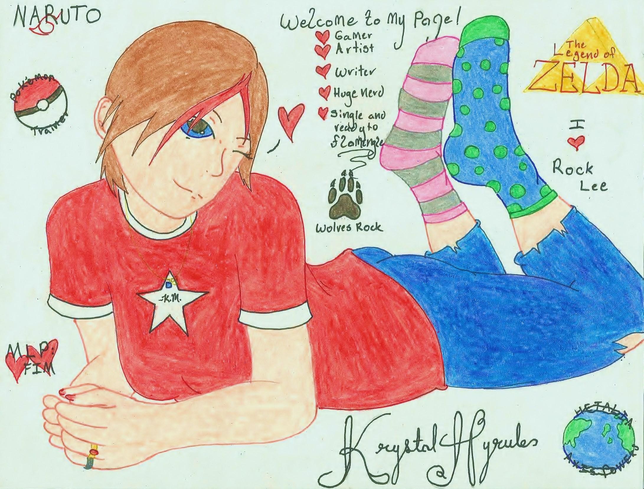 KrystalHyrule's Profile Picture