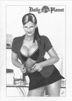 Sexy Lois Lane by TimGrayson