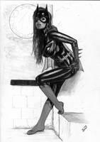 Batgirl by TimGrayson