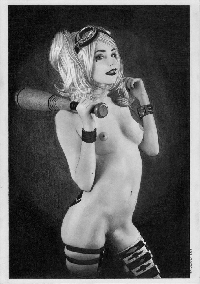 Harley Quinn Bombshells by TimGrayson