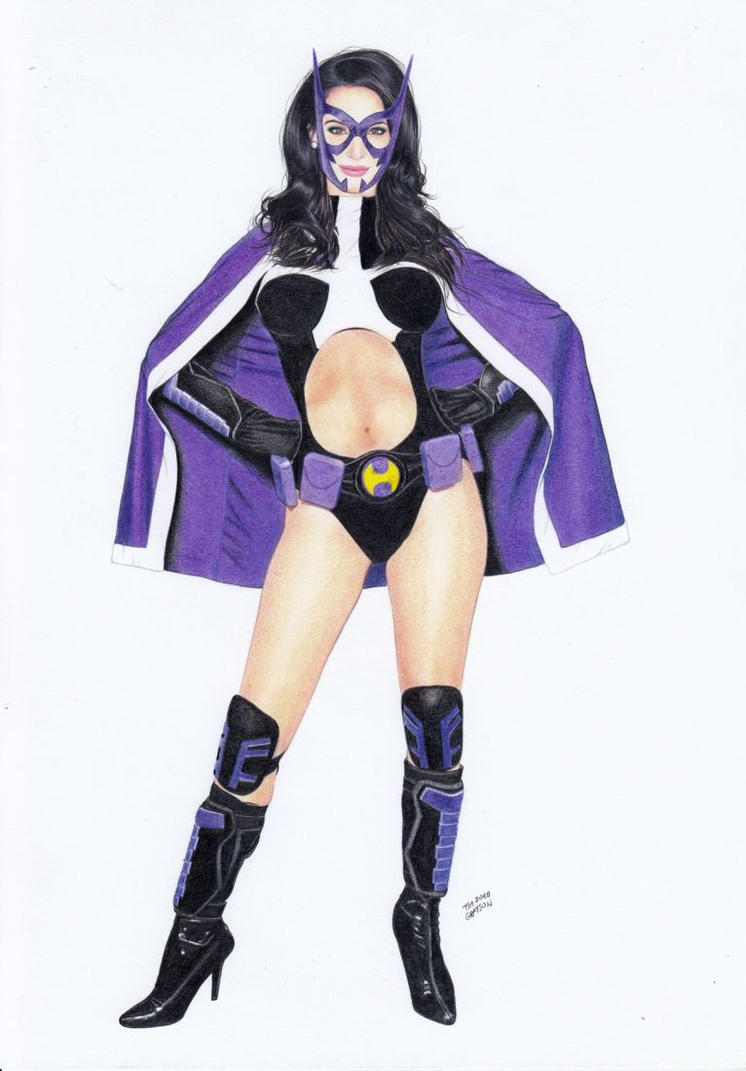 HUNTRESS Batman PIN-UP by TimGrayson ...  sc 1 st  TimGrayson - DeviantArt & HUNTRESS Batman PIN-UP by TimGrayson on DeviantArt