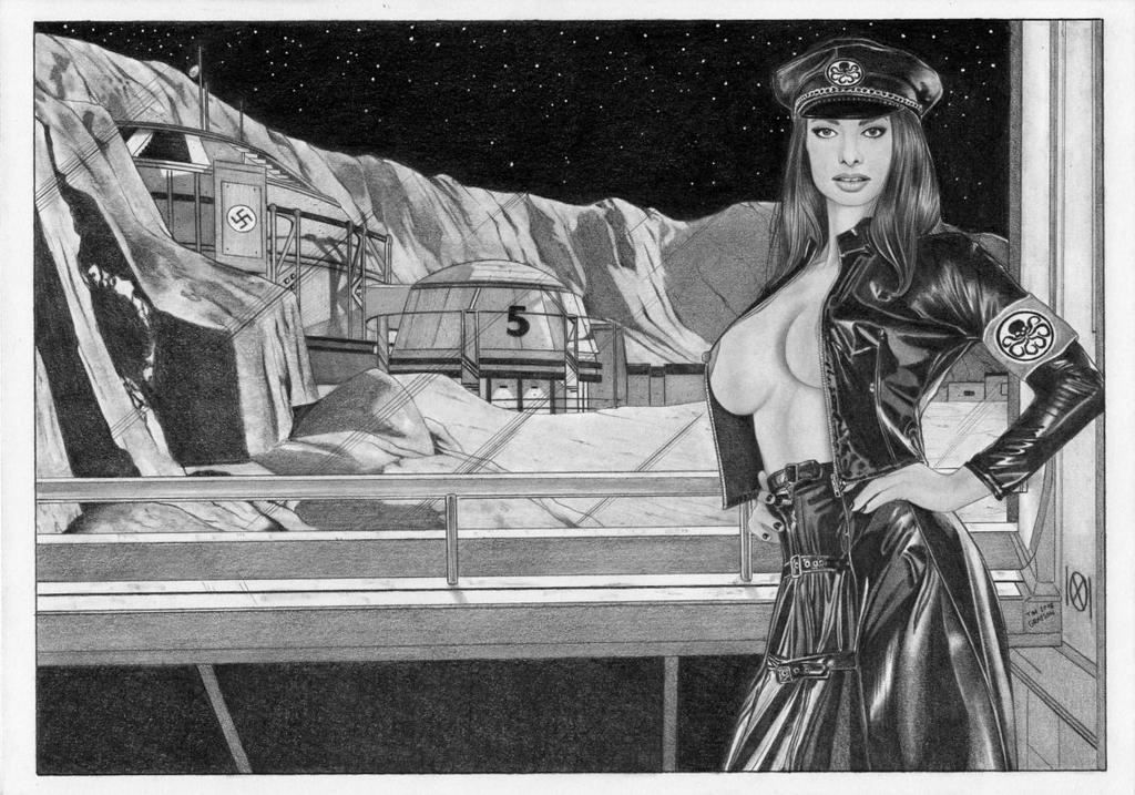 MADAME HYDRA Viper Moon by TimGrayson