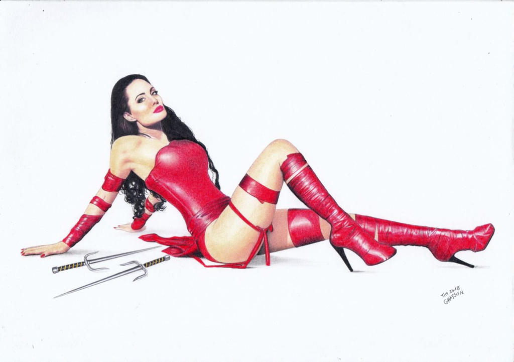 Elektra by TimGrayson