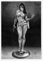 MADAME HYDRA Viper Lady by TimGrayson