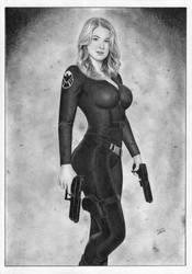 Agent Sharon Carter